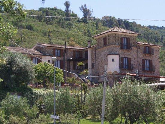Hotel Hermitage Castellabate: The hotel