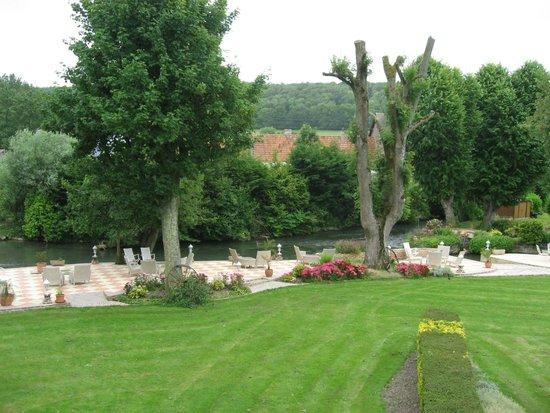 Auberge du Clos Normand : Vue des chambres