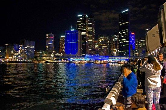 Vivid Sydney : Circular Key