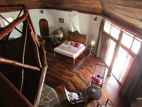 Hotel Cote D'Or: Camera Pirata Chauve Sourise Relais