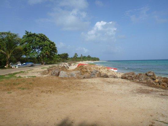 Paraiso Beach Hotel: Rocky Beach