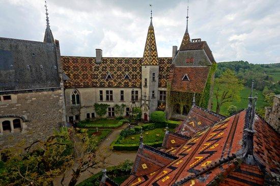 Château De La Rochepot : Chateau De La Rochepot