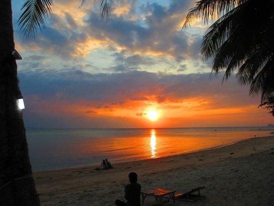Sea Love Bungalows: Sunset 2