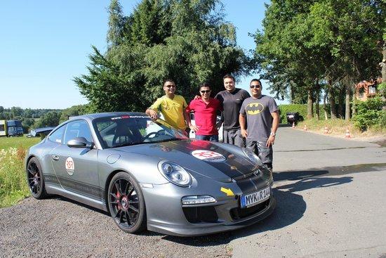 RSRNurburg : Our surprise Porsche GT3's