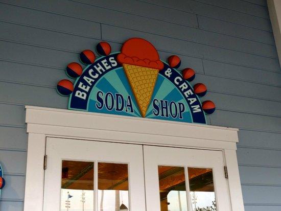 Disney's Yacht Club Resort: Beaches and cream