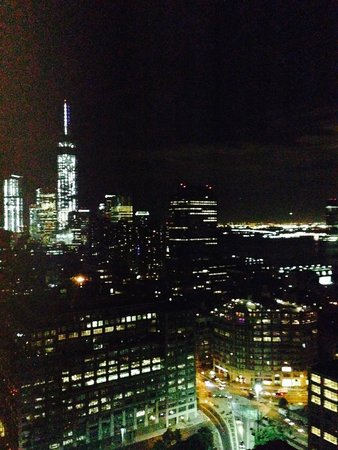 Trump SoHo New York: Night skyline - 36th floor