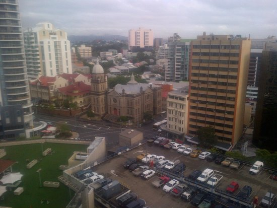 Sofitel Brisbane Central: View from room 2216