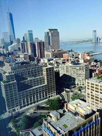 Trump SoHo New York: Awake to this view each morning - worth it