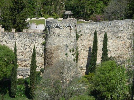 Paseo de la Muralla (Passeig de la Muralla): Passeig de la Muralla