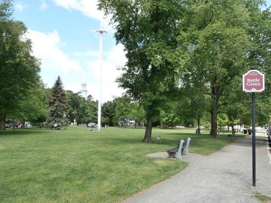 Lexington Green : Battle Green