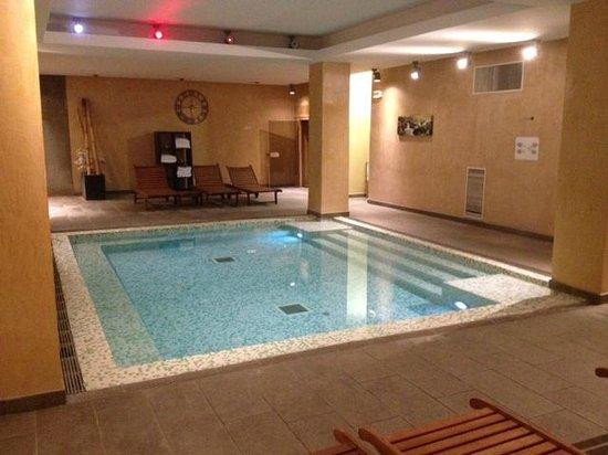 Appart 39 city confort lyon part dieu hotel voir les tarifs for Hotel park et suite