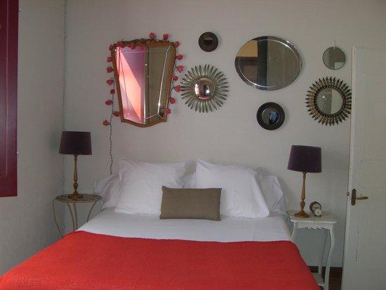 Aiguaclara Hotel : Our room