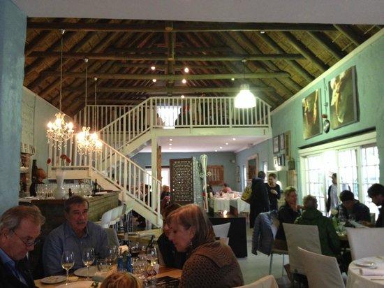 The Foodbarn Restaurant: Inside The Barn