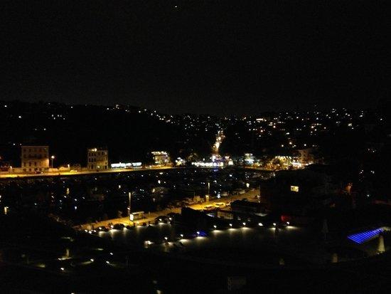 The Grand Tarabya : Night view