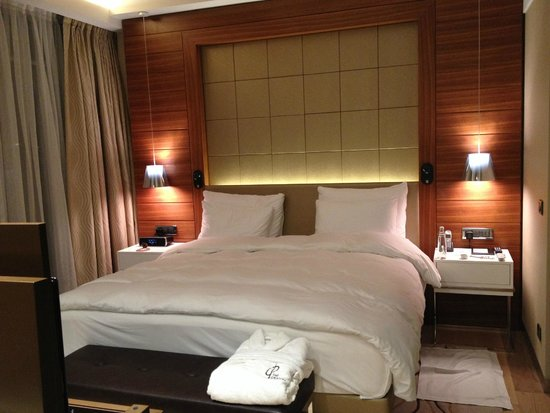 The Grand Tarabya : Bed