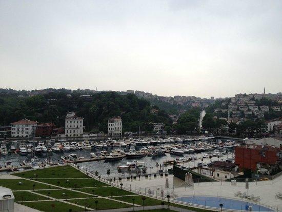 The Grand Tarabya: Marina view