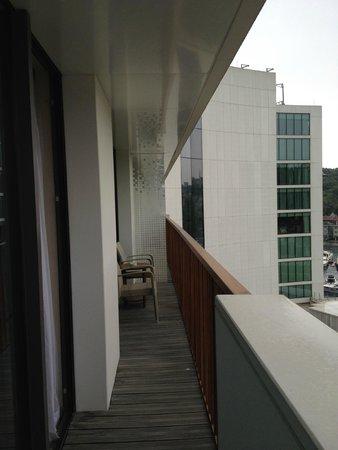 The Grand Tarabya : Balcony