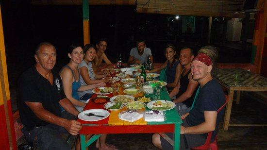 Ricky's Beach House - Authentic Sumatra: Dream team 11-14 June 2014