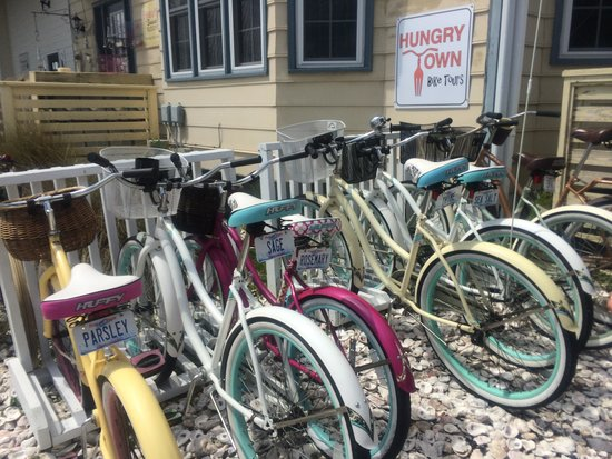 Hungry Town Tours: Beautiful Hungry Town Bikes