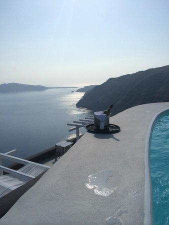 Aenaon Villas: Villa Elidami private pool views