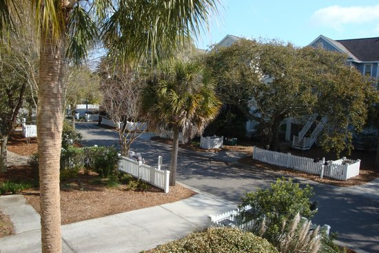 Wild Dunes Resort : Our Street