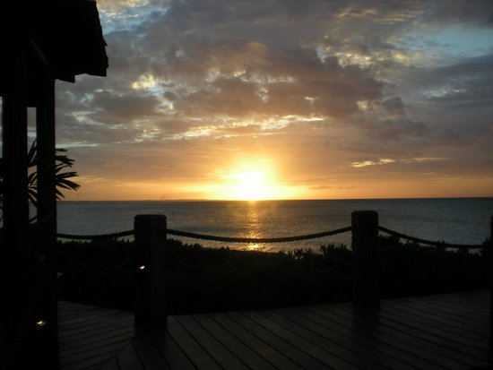 Beaches Turks & Caicos Resort Villages & Spa: Spectacular sunsets
