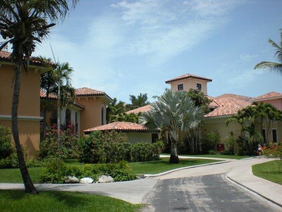 Beaches Turks & Caicos Resort Villages & Spa: Italian Village area.