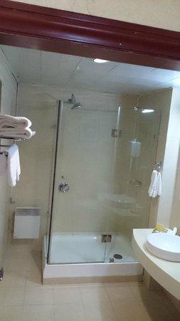 G Empire Hotel: bath