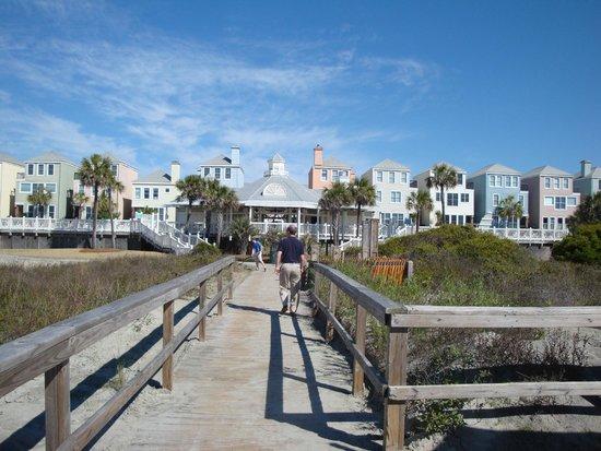 Wild Dunes Resort: The Boardwalk