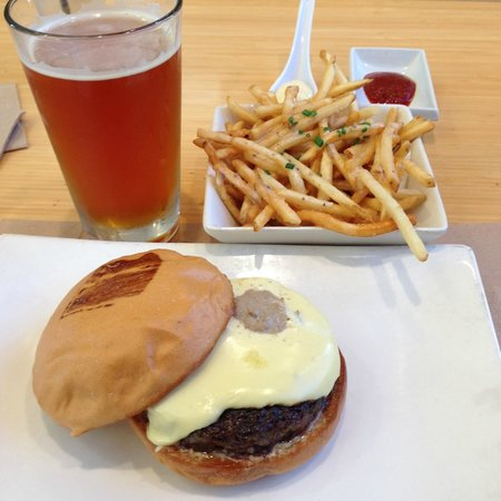 Photo of American Restaurant Umami Burger at 189 The Grove Dr, Los Angeles, CA 90036, United States