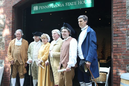 Adams National Historical Park : Cast of Characters