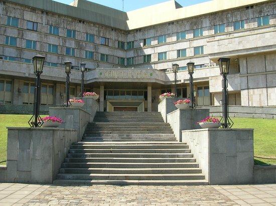 Danilovskaya Hotel: Территория отеля