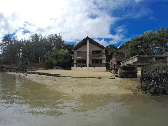 Fatumaru Lodge: Lodge by GoPro