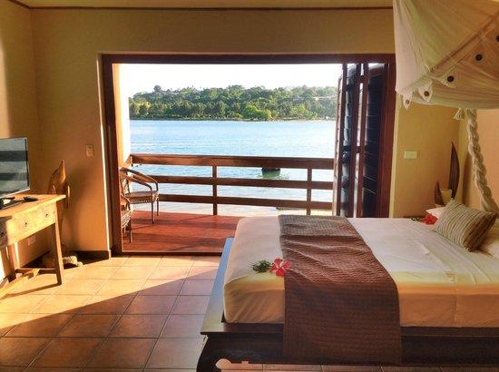 Fatumaru Lodge: Santo room
