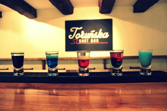 Torunska Shot Bar