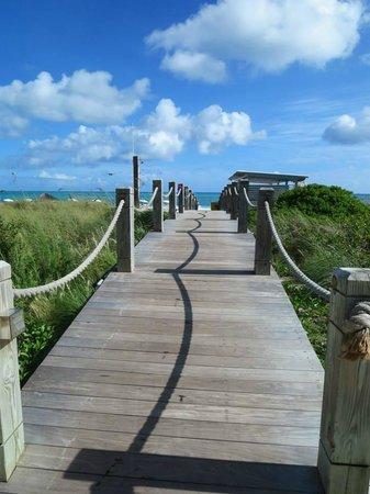 West bay walkway
