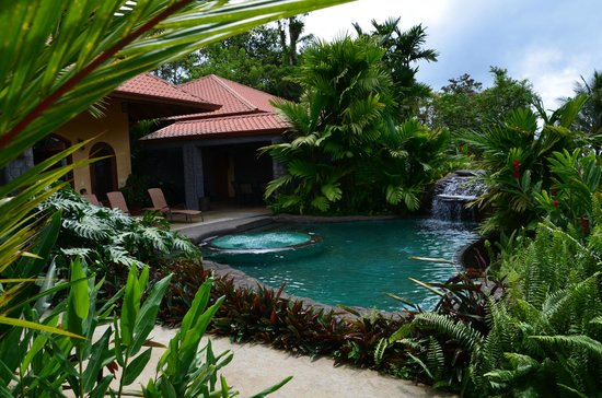 The Springs Resort and Spa : One of the many pool areas