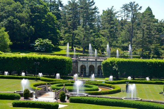 Longwood Gardens: Fabulous fountains
