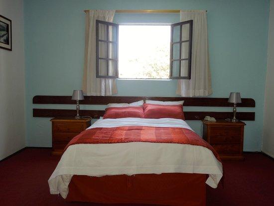 Queen's Villa Hotel Boutique: my room in the casona