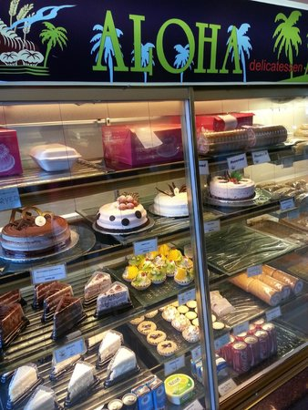 Aloha delicatessen.bakery: cakes galore