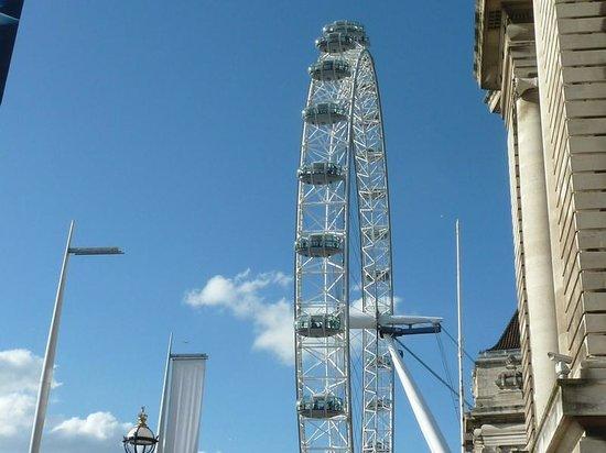 London Eye (El ojo de Londres): .