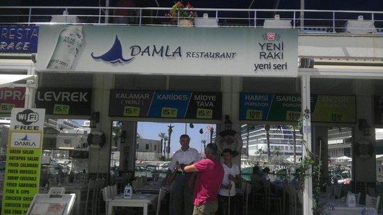 Damla Restaurant