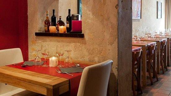 La Stanza : Interior near the bar