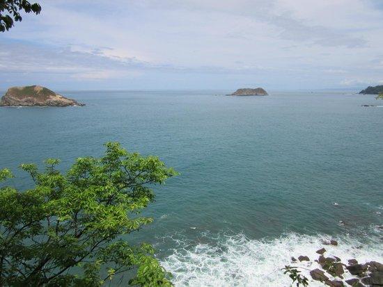 Playa Manuel Antonio: Catedral Trail lookout