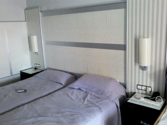 Hotel Flamingo Oasis: beds room 710