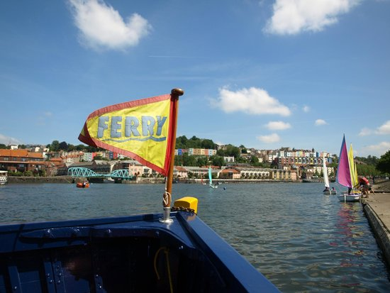 Bristol Ferry Boats: View from the Ferry