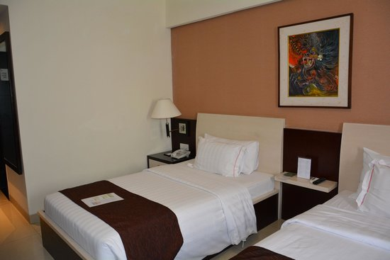Aston Kuta Hotel & Residence : ホテルの部屋