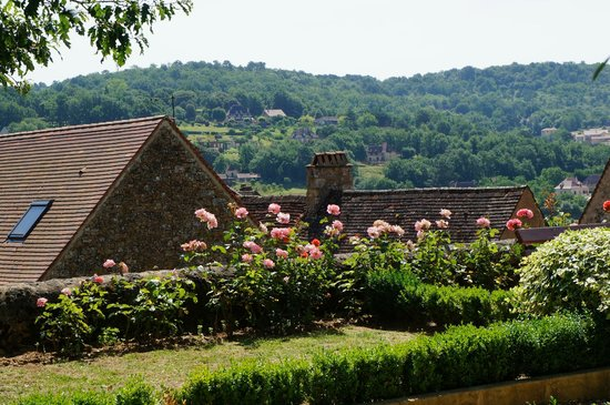 La Maison d Hotes d'Anne Fouquet : typical view of nearby countryside