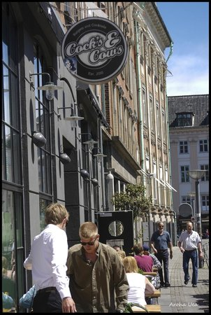 Copenhagen Free Walking Tours: Cock's & Cows Bar