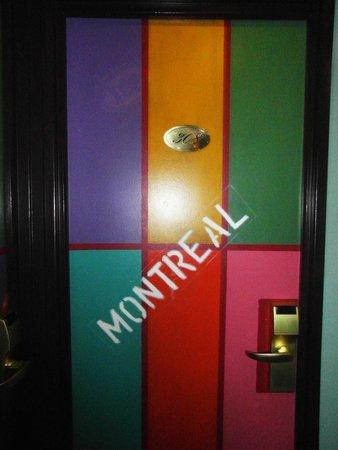Hotel Monte Carlo: la mia stanza